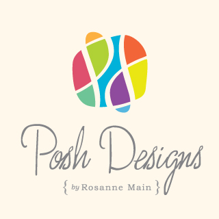 Posh Designs Website & Branding