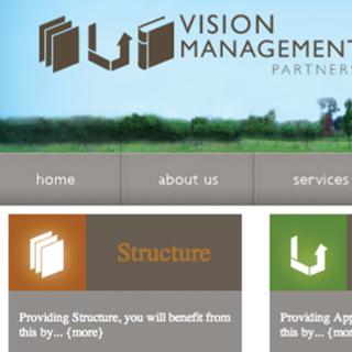Vision Management Partners Branding
