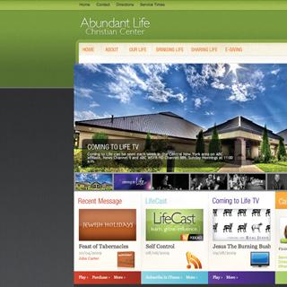 Abundant Life Web