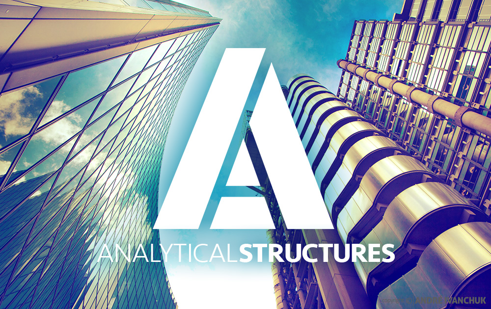 Analytical Structures Logo Design