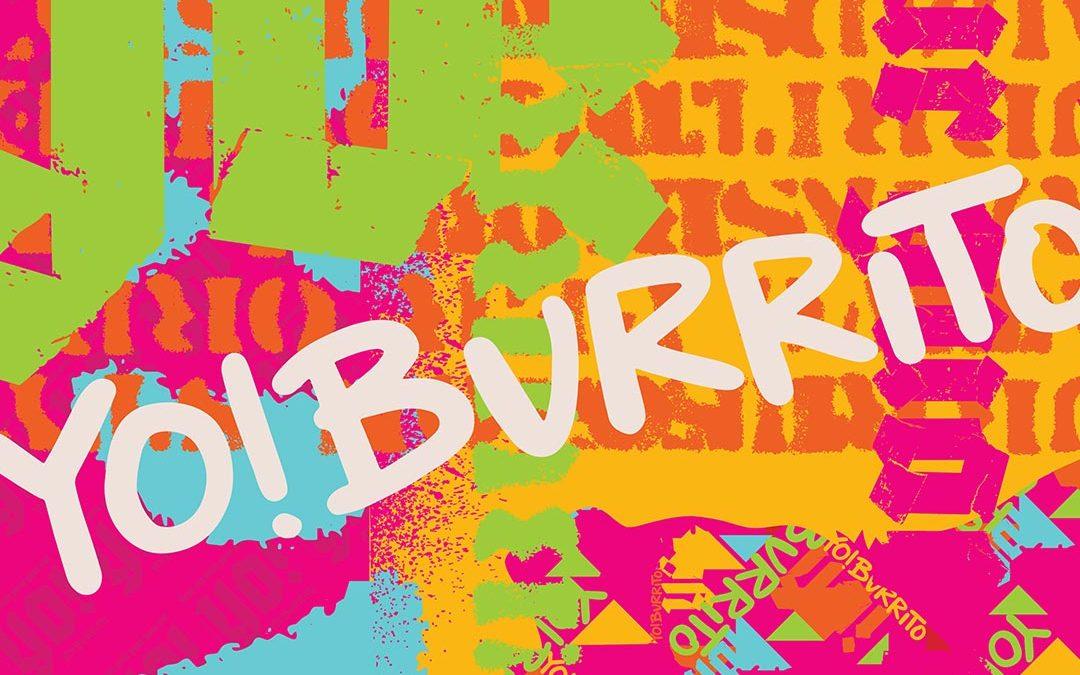YO!BURRITO Branding, Design and Restaurant Marketing