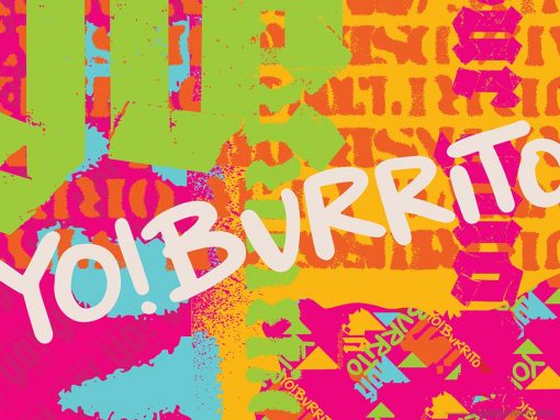 YO!BURRITO Branding, Design and Restaurant Marketing