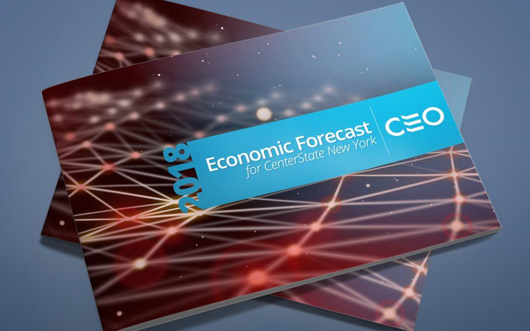 CenterState CEO 2018 Forecast Brochure Design