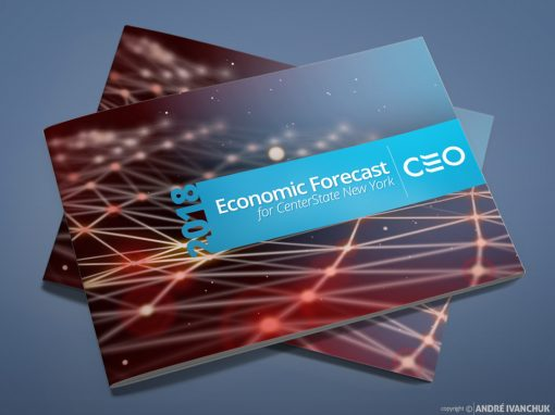 CenterState CEO 2018 Forecast Brochure Design