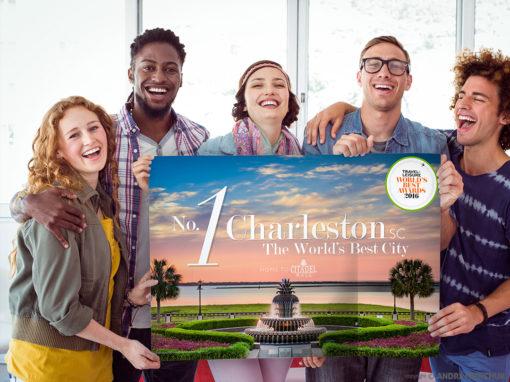 Charleston SC Number One City Citadel Mall