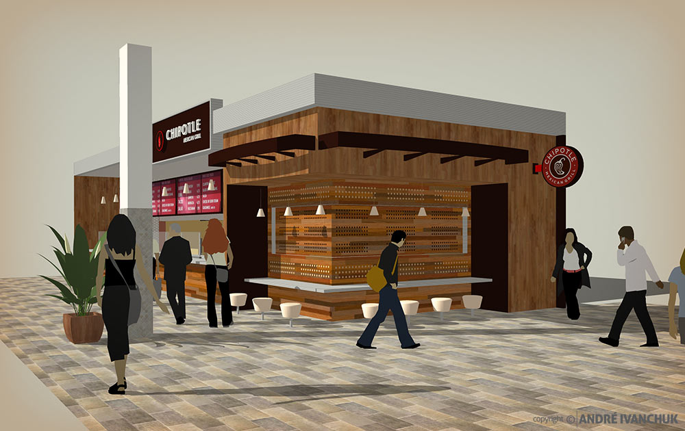 Chipotle-Restaurant-for-Enclosed-Mall-Concept-Design-2