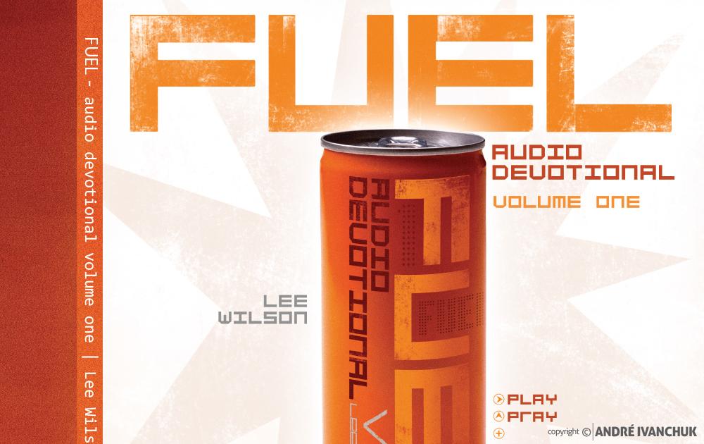 Fuel Lee Wilson Cover Design Front