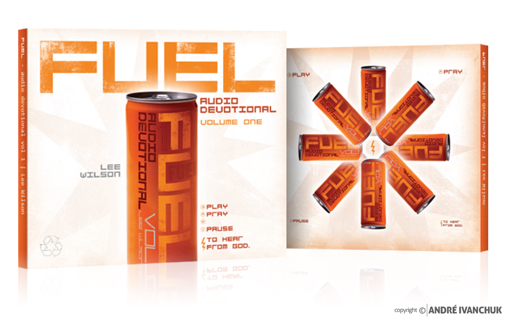 Fuel Lee Wilson Cover Design Group