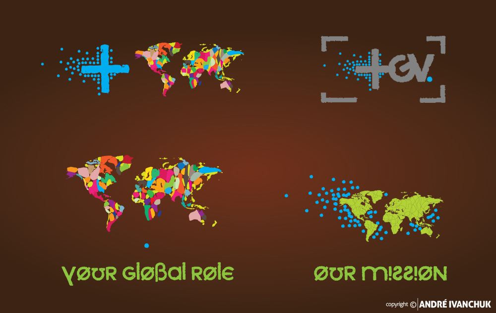 Global Velocity Logo Usages