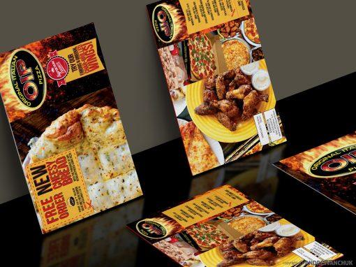 OIP Syracuse Restaurant EDDM Direct Mailer