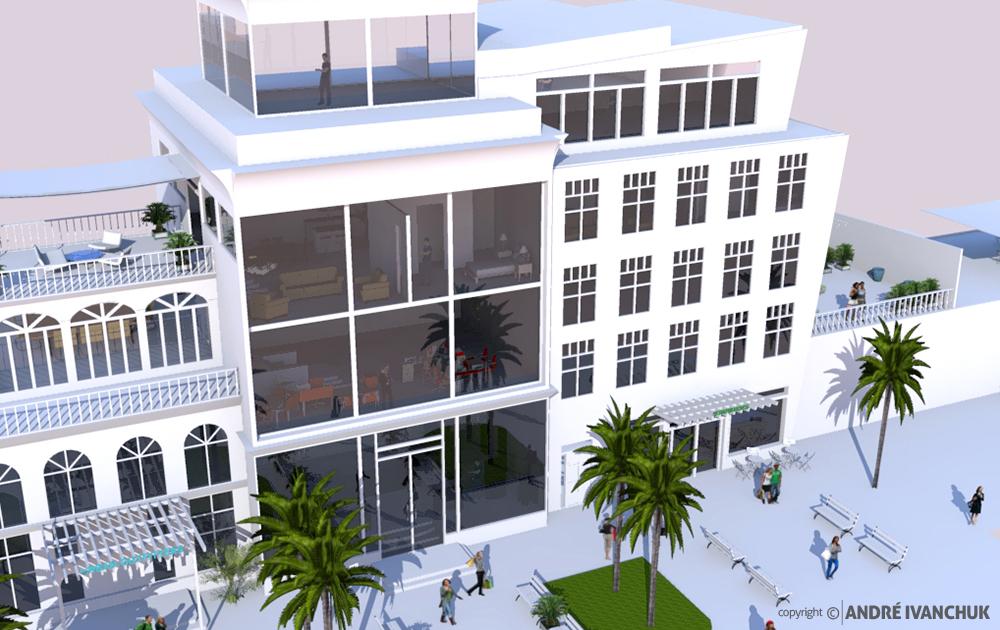 Palm Gardens City Development & Masterplanning