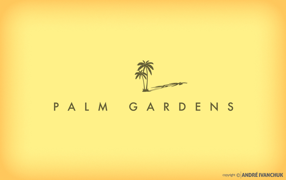 Palm Gardens Development Logo