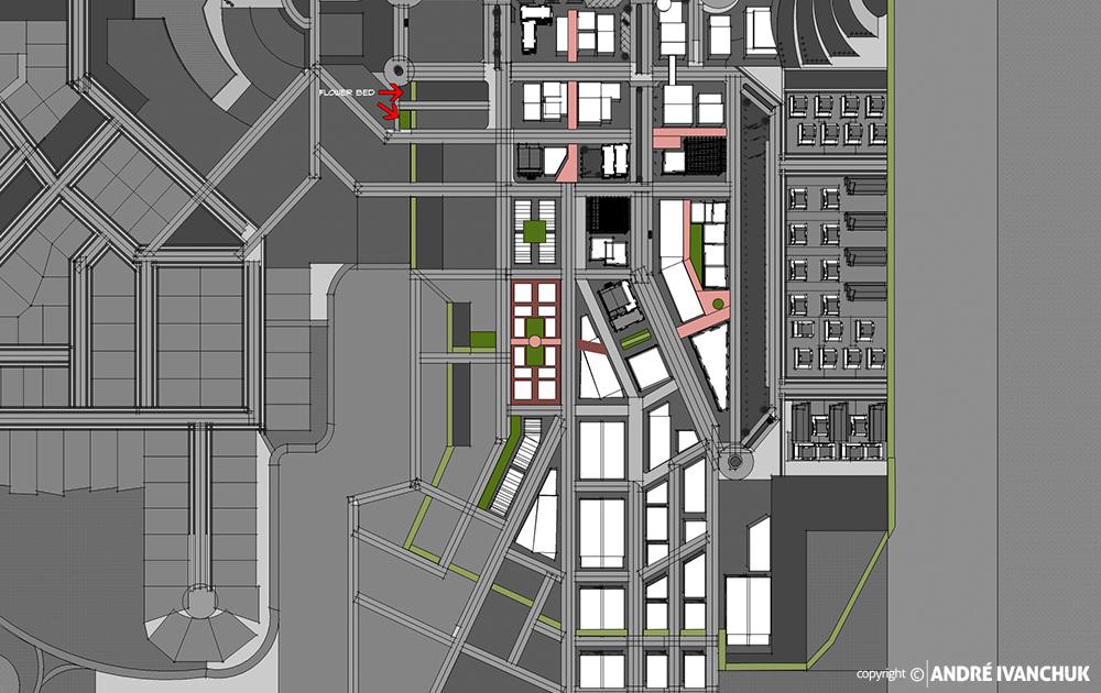 Palm Gardens Development Park Planning