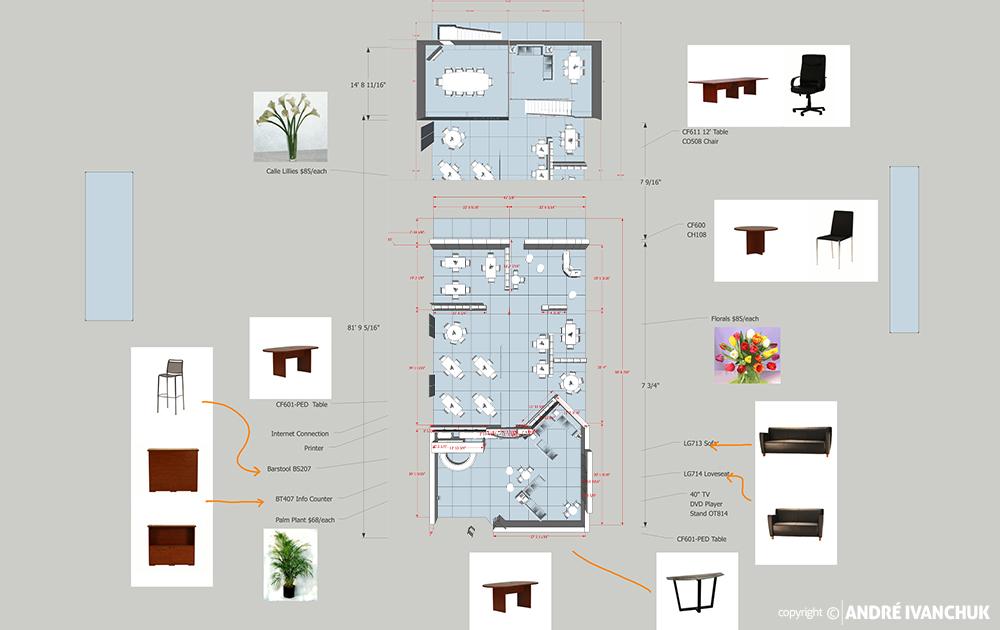 SREG ICSC Floorplan Furnishings
