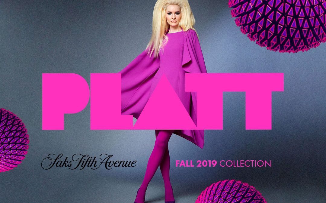 Tom & Linda Platt Fall 2019 Collection Social Media Promotion & Instagram Stories