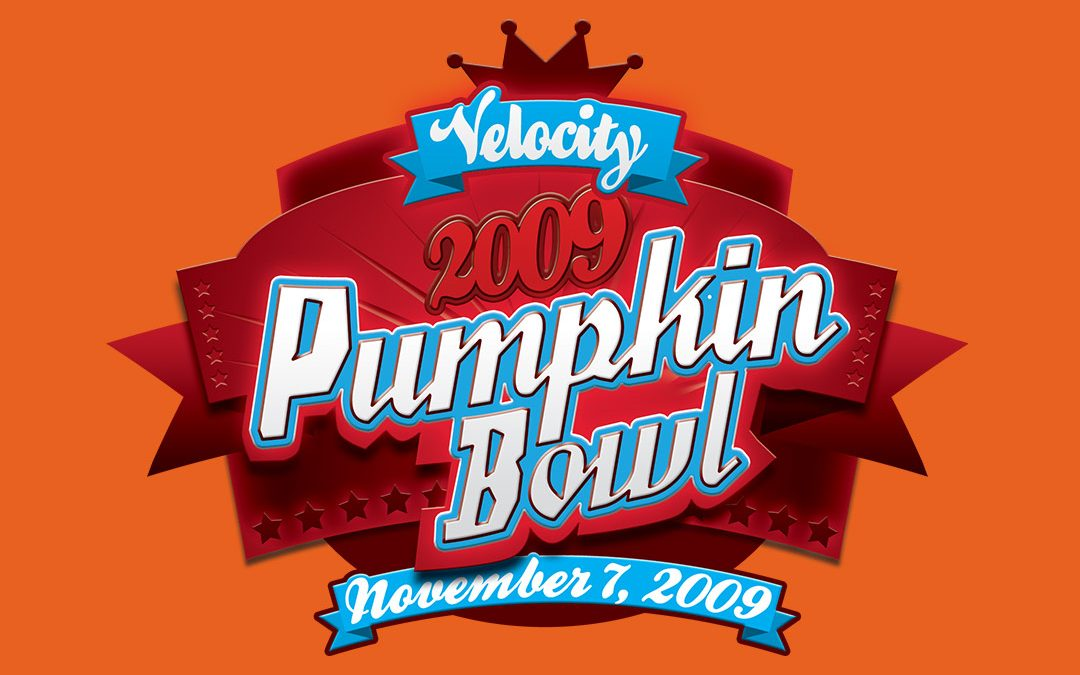 Pumpkin Bowl Event Branding and Logo Design