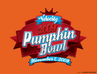 Pumpkin Bowl Logo Design for Ministries