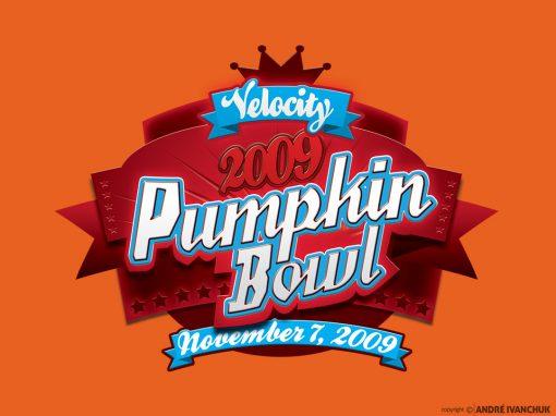 Pumpkin Bowl Event Branding and Logo Design
