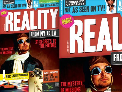 Reality Ministry Illustration for Teaching
