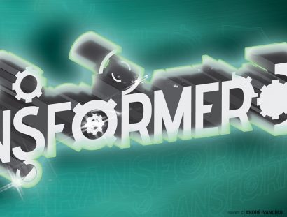 Transformed Logo Design for Church series for a youth ministry 2