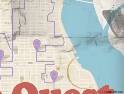 Mapquest Teaching Series Artwork for Youth Ministry Design NYC 4