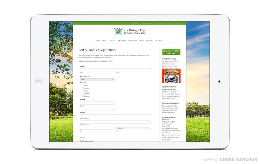 bishops-cup-syracuse-website-design-registration