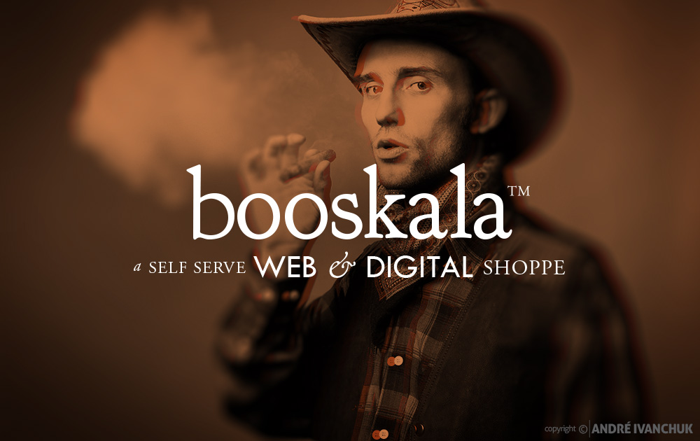 Booskala Logo Design
