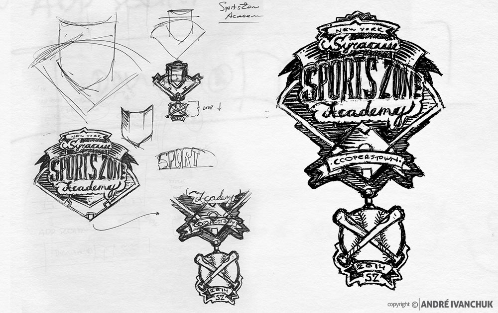 cooperstown-custom-design-trading-baseball-pin-sketch