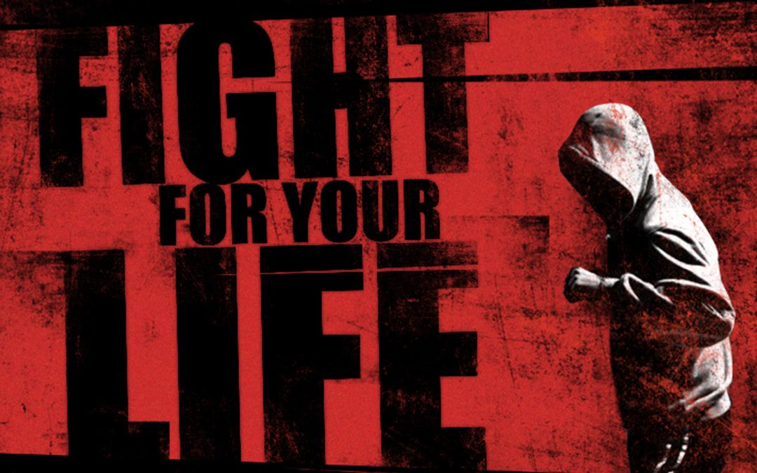 Fight For Your Life Motion Graphic Design