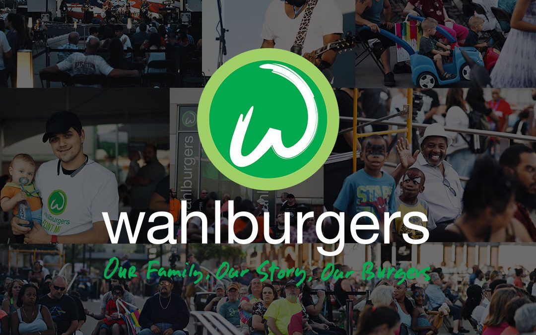 Wahlburgers Grand Opening Announcement Genesee Valley Center, Flint MI
