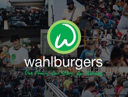 Wahlburgers Opening Announcement Genesee Valley Center Flint Michigan