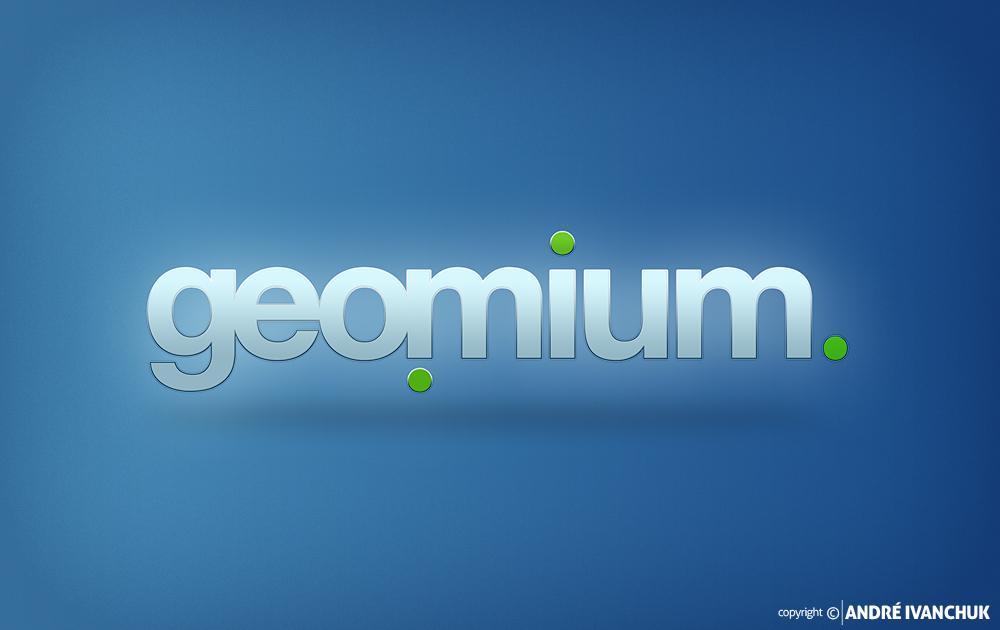 Geomium Logo Design