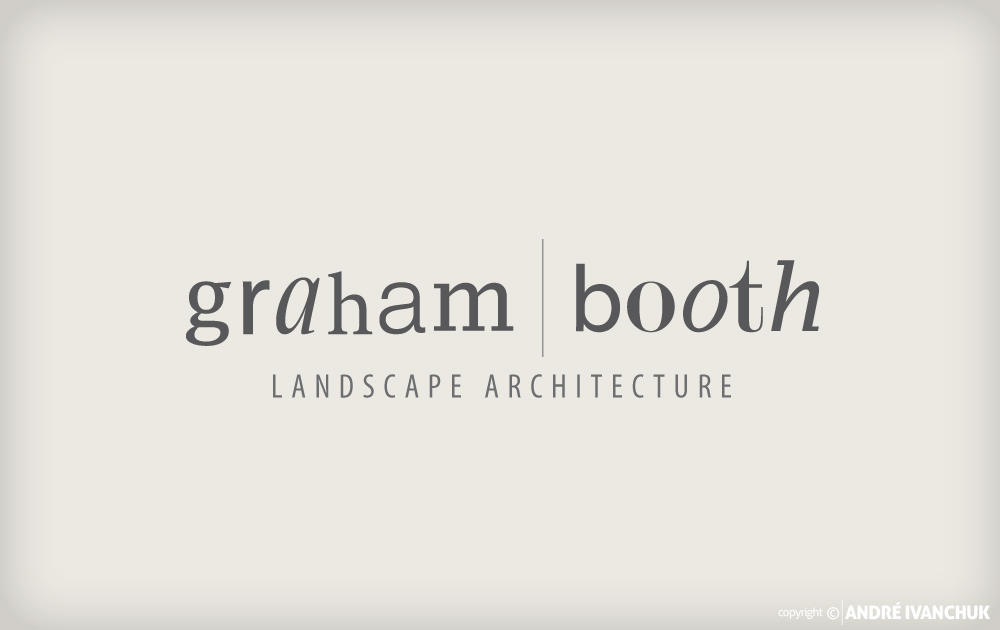 Graham Booth Architects Branding