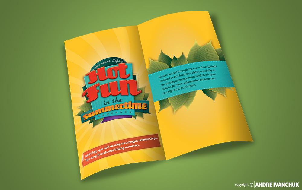 hot fun in the summer brochure