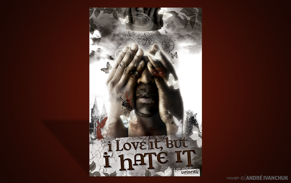 i love it but i hate it cover art