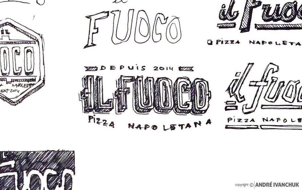 il-fuoco-syracuse-logo-design