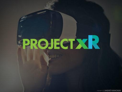 Project XR by imajion Branding Logo Design