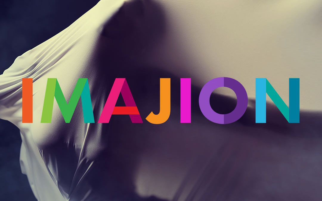 IMAJION Logo Design