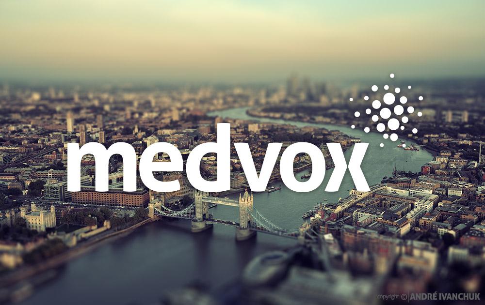 Medvox Logo Design