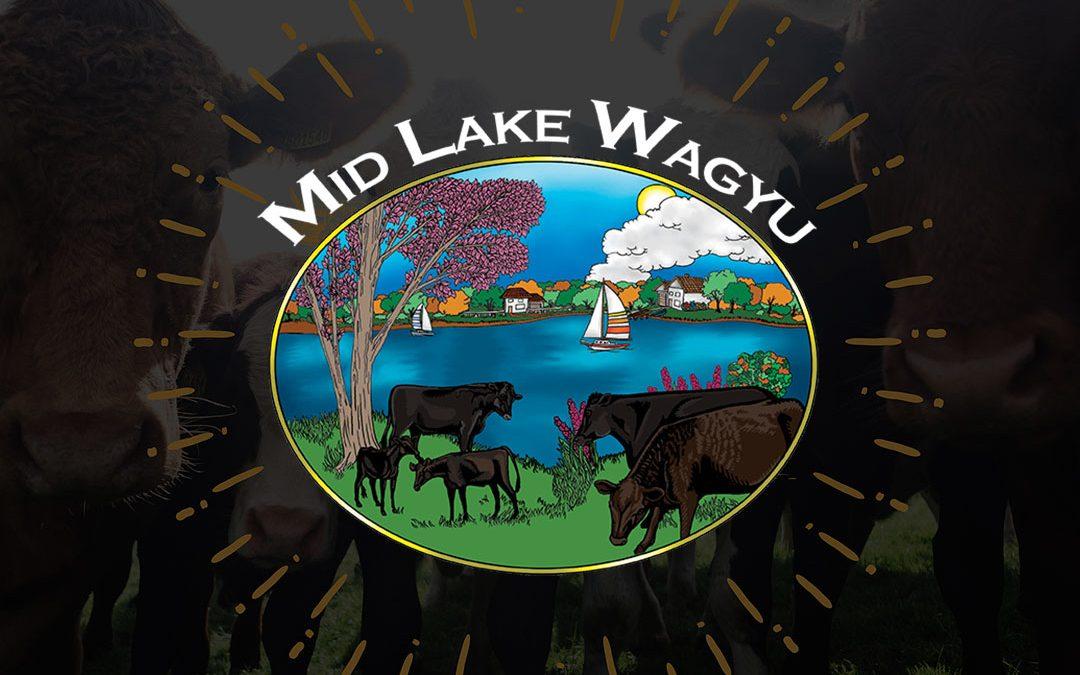 Mid Lake Wagyu Branding Website eCommerce & Marketing