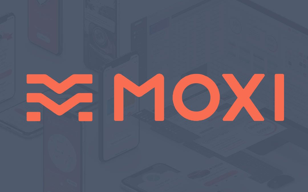 MOXI Automotive Vehicle Management UI UX Website Design