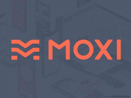 MOXI Automotive Vehicle Management UI UX Website Design