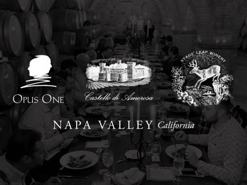 Exclusive Retail Marketing Event in Napa Valley California