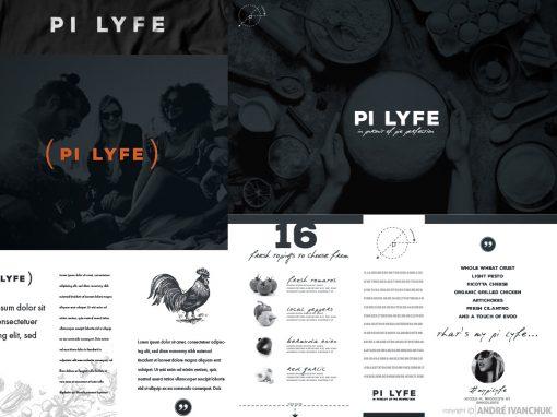 Pi Lyfe Conceptual Brand Development