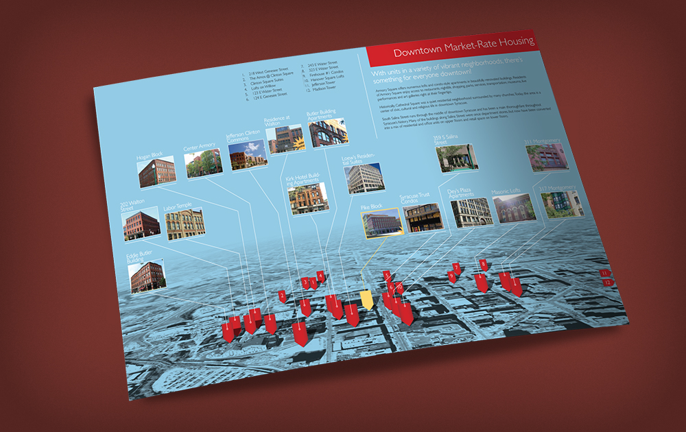 pike block syracuse marketing book housing