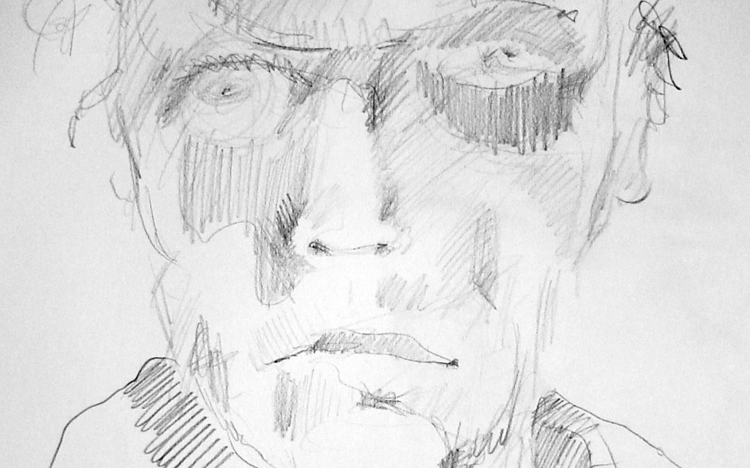 Self Portrait 8