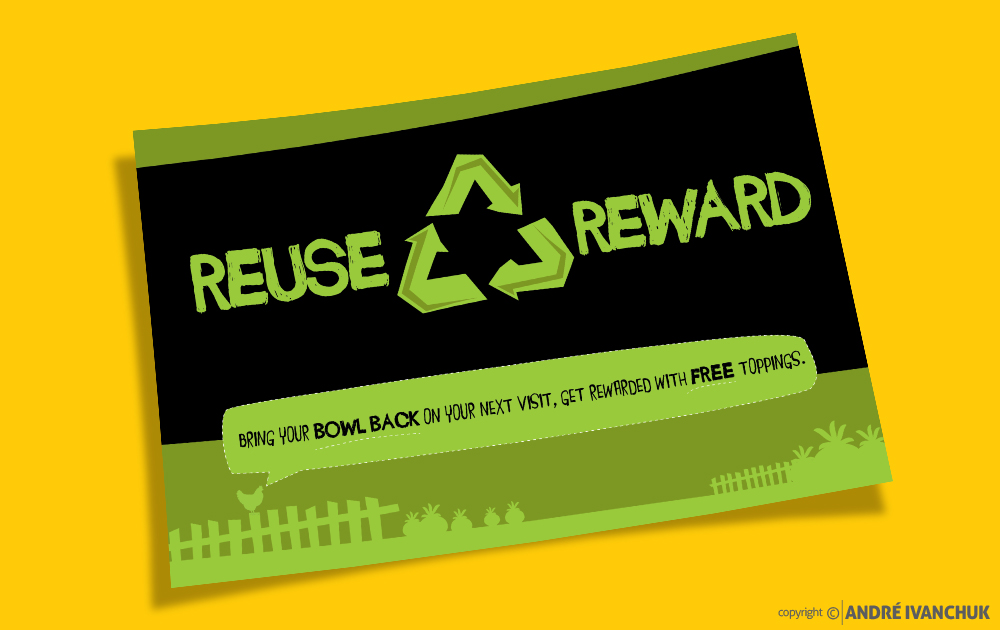 pronto fresh rewards design
