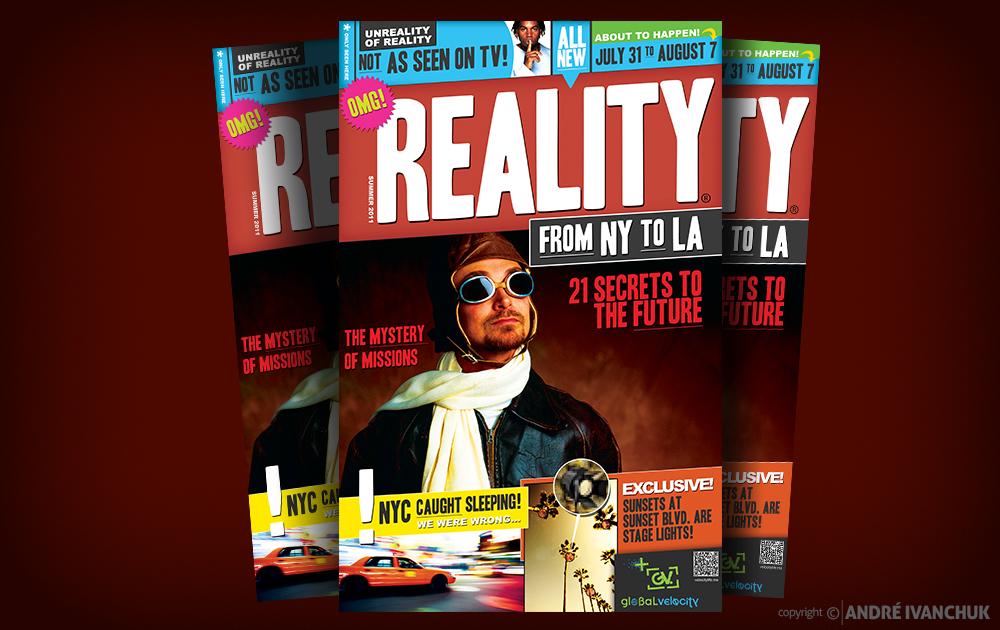 reality ny to la trip series group