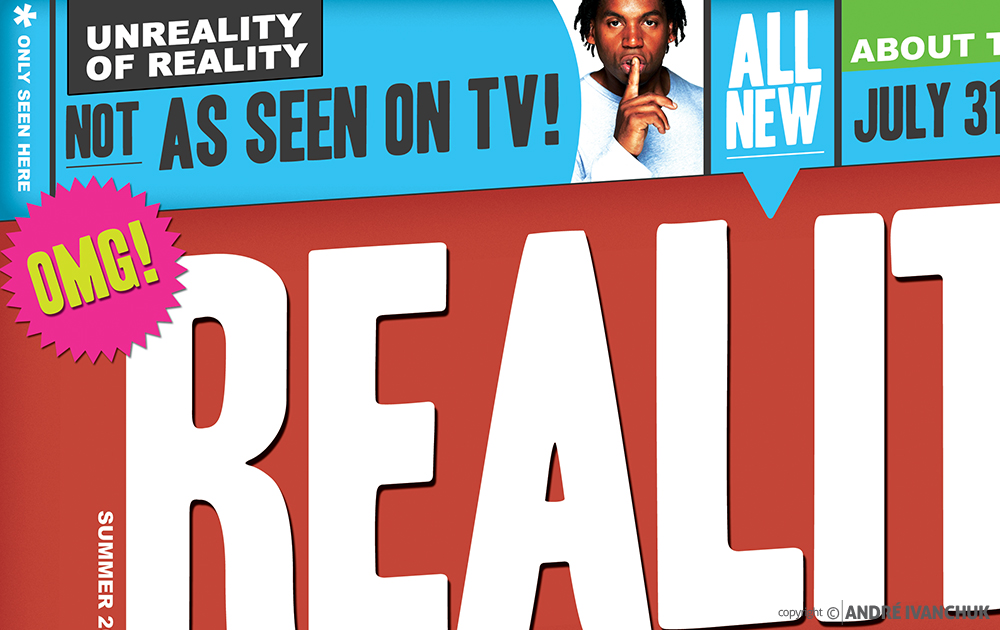 reality ny to la trip series upper third