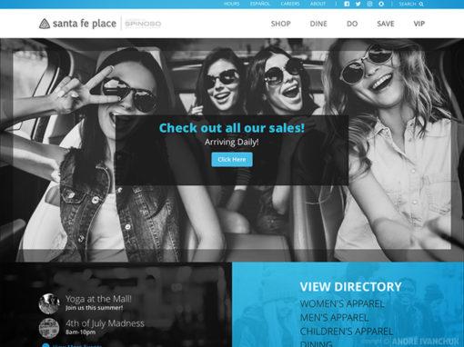 SpinosoREG Portfolio Website Branding And Design